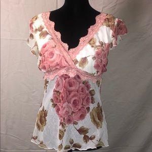 Rose Garden Blouse